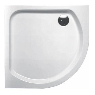 Receveur 1/4 cercle 80cm blanc VITRA