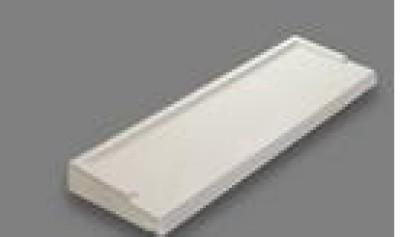 Appui PROPRESO 35/50-60cm gris PROPRESO