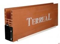 Caisson monobloc 20x52,4cm / 160cm TERREAL