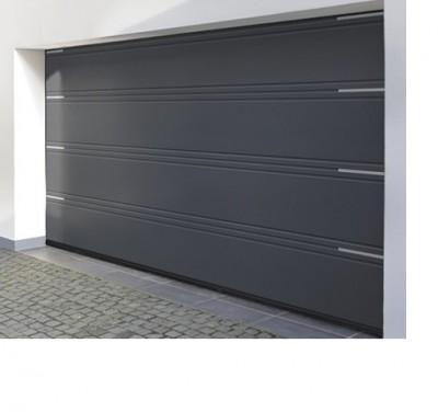 Porte de garage sectionnelle 2125x2750cm standard tubauto - Porte de garage sectionnelle tubauto ...