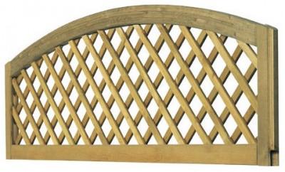 FENCEASY treillis arc pin, traité autoclave CERLAND