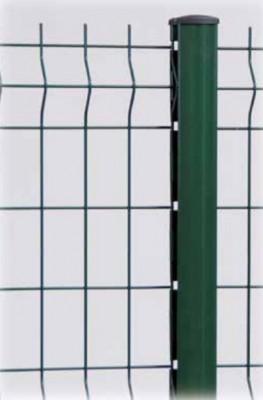 Panneaux DOVILLE vert ral 6005 fil de 4mm hauteur 148/1,96 SCHERTZ GRILLAGES
