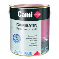 CAMISATIN peinture murale blanc 2.5l MADER  CAMI