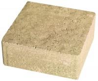 Pavé HADES brut 15x15cm épaisseur 6 cm ton pierre FABEMI
