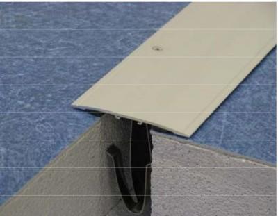 Couvre-joints adhésifs 40x40cm alu anodisé 2,7cm DINAC GPI