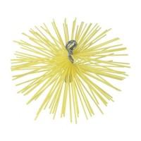 Hérisson de ramonage diamètre 250mm fil nylon