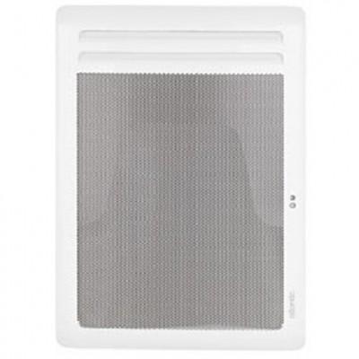 radiateur lectrique atlantic rayonnant tatou digital vertical blanc 1000w atlantic saint. Black Bedroom Furniture Sets. Home Design Ideas