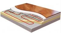 Plancher chauffant électrique domocâble sans thermostat 23,1m 85cm 2200W ATLANTIC