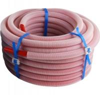 Tube PER prégainé diamètre 12mm 100m rouge