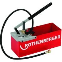 Pompe d'épreuve tp25 sc ROTHENBERGER