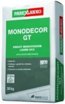 Enduit monocouche Monodecor GT ocre O35 30kg PAREXLANKO