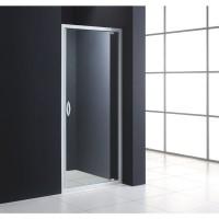 Accès face MEZZO porte pivotante verre transparent épaisseur 4 par 5 85 à 89cm