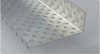 Profilé d'arrêt latéral aluminium isolant 160mm 2,50m PAREXLANKO