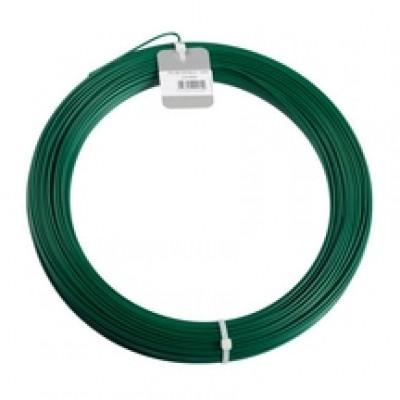 Fil de tension vert diamètre 2,4/2,9 rouleau de 50m DIRICKX INDUSTRIES SAS
