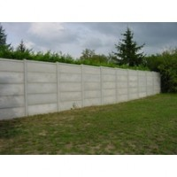 Cloture d stockage habitat - Cloture beton point p ...
