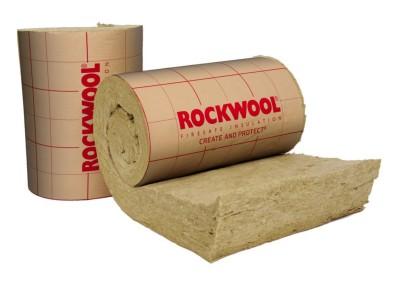 Laine de roche Kraft EASYROCK 200mm 2,2x0,6m ROCKWOOL ISOLATION