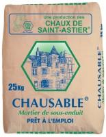 Mortier de sous-enduit chausable sac de 25kg CESA