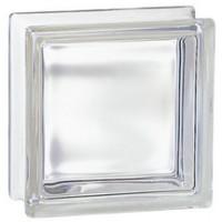 Brique de verre 248 transparente incolore VERRERIE LA ROCHERE