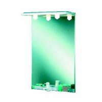 Miroir lumibloc 140x27,8x110 cm, éclairage incandescent