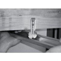 Suspente courte 47NT 17/47 80mm boîte de 100 PAI (PIECES ET ACCESSOIRES INDUSTRIELS)