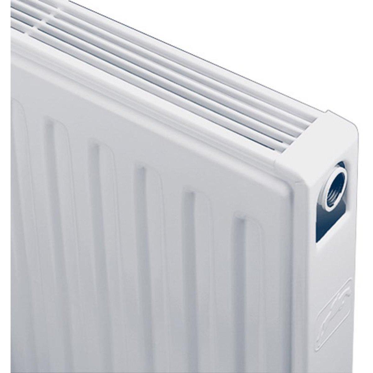 radiateur compact 4 connexions type 21s de brugman saint. Black Bedroom Furniture Sets. Home Design Ideas