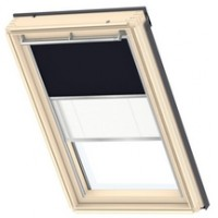 Store duo marine/ bleu NG F10DFD VELUX FRANCE