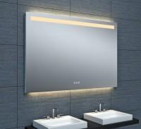 Miroir TOKYO éclairage LED avec variateur 120x80cm