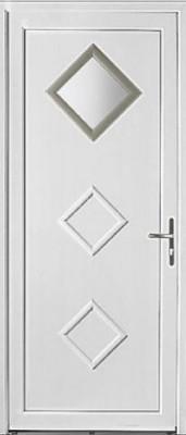 Porte QUIBERON PVC(10) UD1.5 avec bar 200x90cm droite