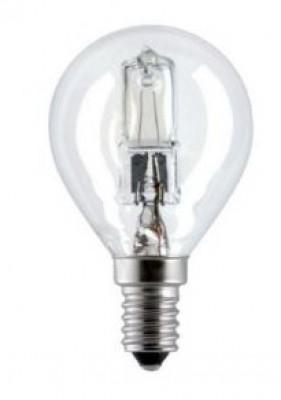 Lampe sphérique halogène économique 28W GENERAL ELECTRIC LIGHTING