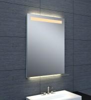 Miroir DUBAI éclairage LED avec tablette en verre 60x80cm
