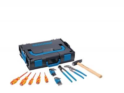 Marteau perforateur SDS+ GBH 880W + coffret outillage BOSCH