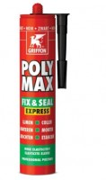 POLY MAX fix seal express noir GRIFFON FRANCE