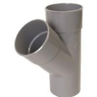 Culotte mâle-femelle 45° simple diamètre 160mm NICOLL