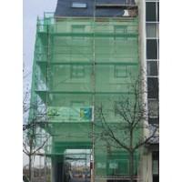 Filet d'échafaudage 55g/m2 3x20m vert ALTRAD