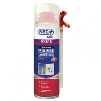 Mousse expansive 2 en 1 coupe feu NEC+ ILLBRUCK