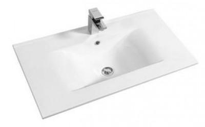 Plan vasque prefixe CERAM 080 AQUARINE