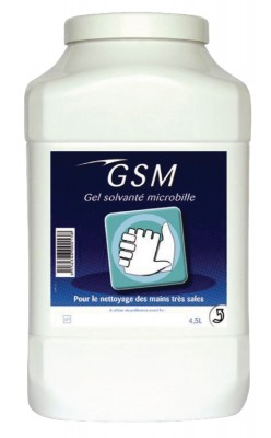 Savon gel microbilles solvanté 4,5l PRODENE KLINT