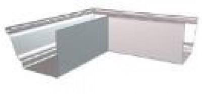 Equerre carré zinc anthracite dév 40 extérieur HILD