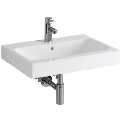 Plan de toilette LOVELY 060 blanc ALLIA