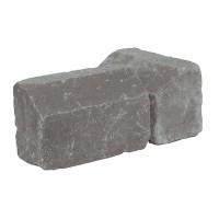 Bordure multi 30x18x15cm gris porphyre ALKERN 2013