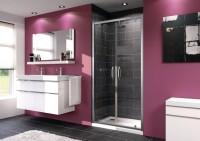 D stockage douche et receveur pas cher d stockage habitat for Porte douche huppe