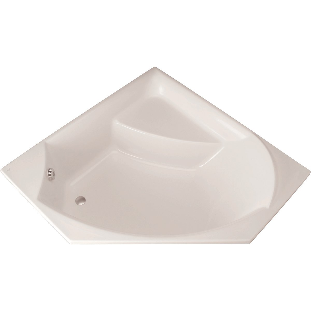 Baignoire kheops2 140 blanc ideal standard grenoble for Longueur baignoire standard