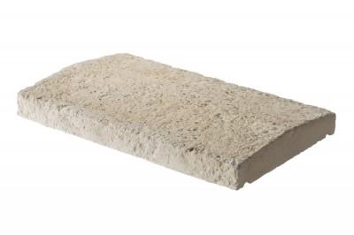 Chapeau de mur RENAISSANCE 50x30cm naturel ORSOL