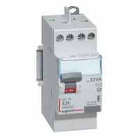 Interrupteur différentiel 40A 30MA type AC LEGRAND