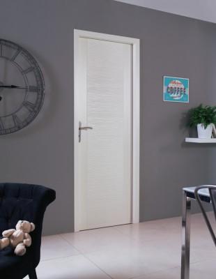 Bloc porte isotherme lattitude huisserie 72 pr peinte refl for Huisserie porte 73