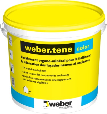 WEBER.TENE color brun clair C-044G 4 litres