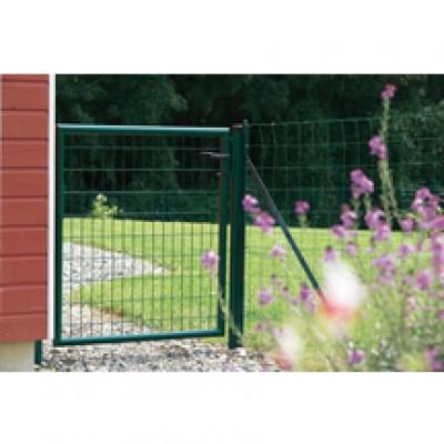 Portillon Eco Garden + vert 1,00x1,25m DIRICKX