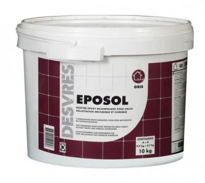 Mortier joint EPOSOL gris 10kg