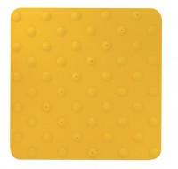 Dalle dinalert DV10 jaune 42x45,8 cm DINAC GPI