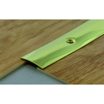 Seuil classic laiton poli 30x2700mm DINAC GPI